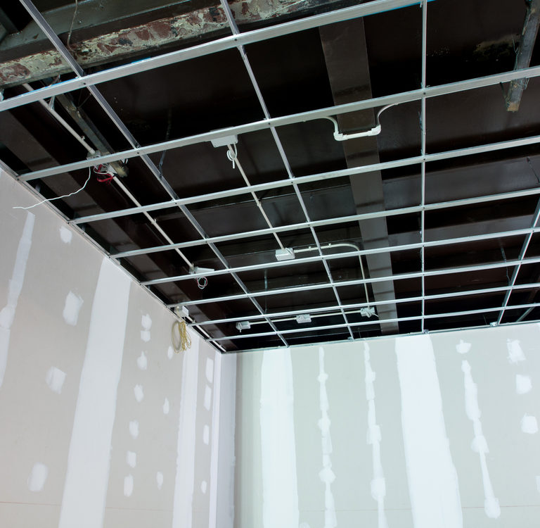 electric solutions in cieling