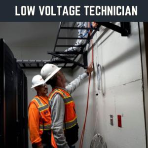 Low Voltage Technician